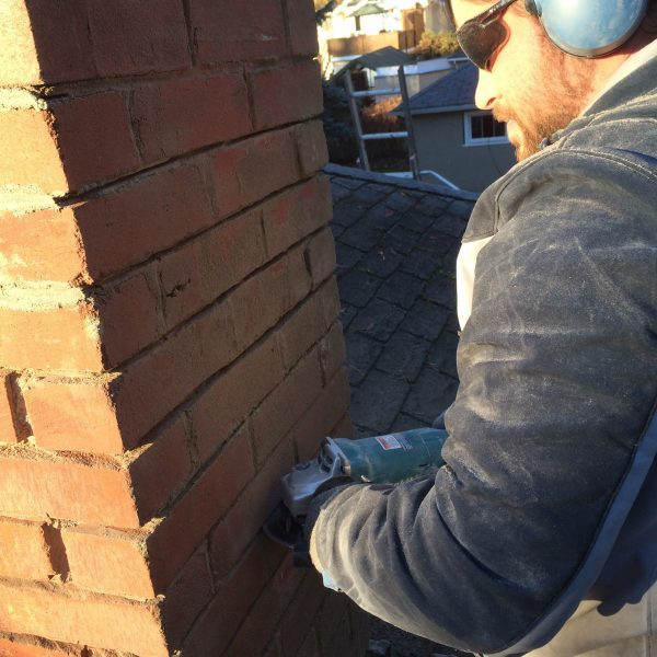 chimney removal vancouver