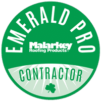malarkey emerald pro roofing contractor